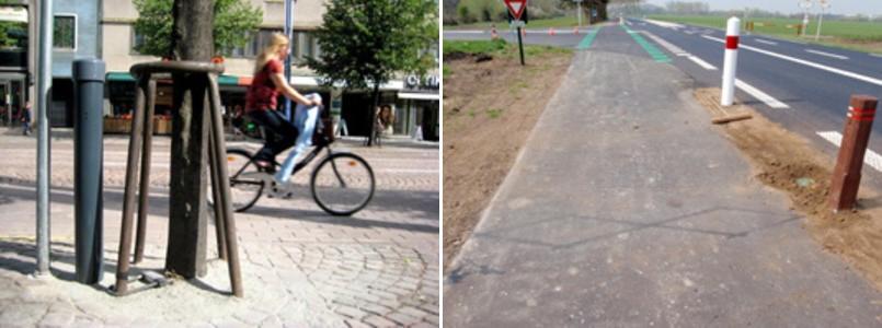 自転車と人をわけて数える